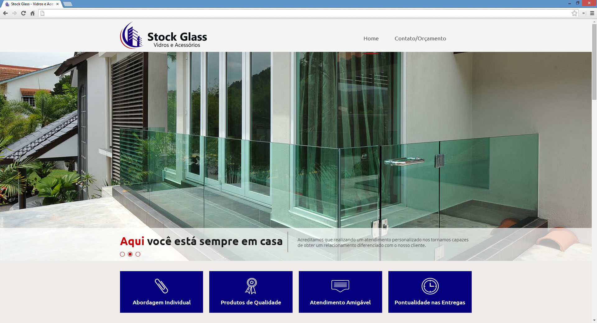Stock Glass
